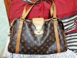 71b43dc46a56 Louis vuitton LV GM Stressa