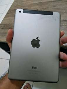 ipad mini 3 64GB wifi & cell space grey