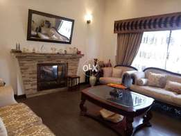 DHA phase v 10 Marla fully furnished 4 Master beds Drawing Dinning
