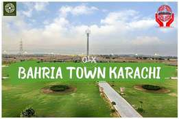 Bahria Town Karachi unballot file for sale 125 square yard.