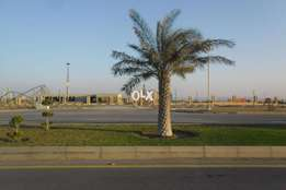 Bahria Town Karachi 125 Sq yard (Without Number Plot)+File SALE