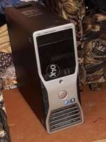 Dell t3500 workstation with w3550
