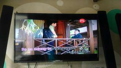 TV led panasonic 40 in kondisinya bagus