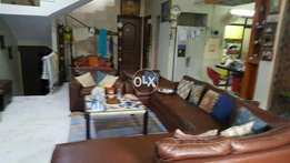 5 bed dd for sale with roof at KDA officers Society