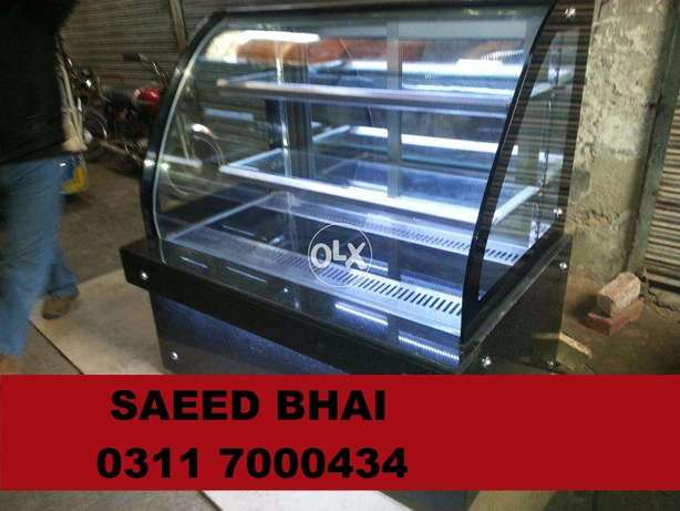 Made in pakistan cake chiller /pizza oven