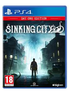 Cari BD The Sinking City PS4 area Jogja