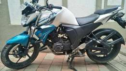 Yamaha FZS 21500 Kms 2016 year