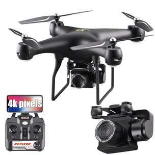 Drone 4K S32T rotating camera HD aerial photography air pressure hover