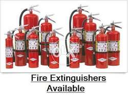 Fire Safety & Fire Extinguisher in Karachi