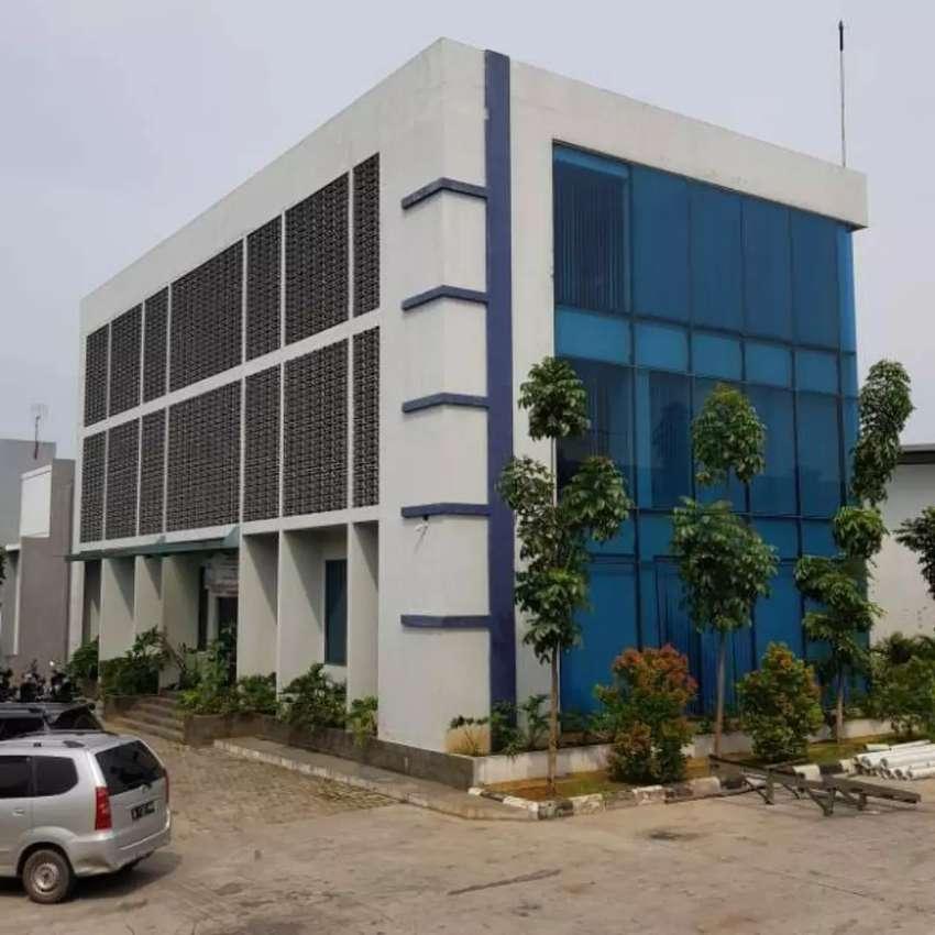Gudang Dan Kantor Di Kawasan Pergudangan Jababeka 2 Cikarang Dijual Bangunan Komersil 779441941