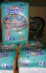 jual pampers sweety murah