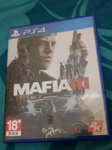 bd ps4 mafia iii smooth and clean