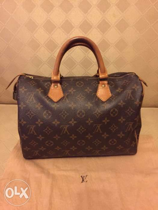 d4f6642d43f1 Authentic PreLoved Louis Vuitton Bag LV Speedy Bag 30 in Taguig ...