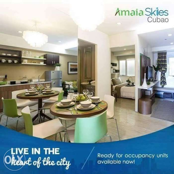 For Rent Studio Room Cubao Quezon City Listings And Prices: Rent To Own At Amaia Skies Cubao Quezon City Ready For