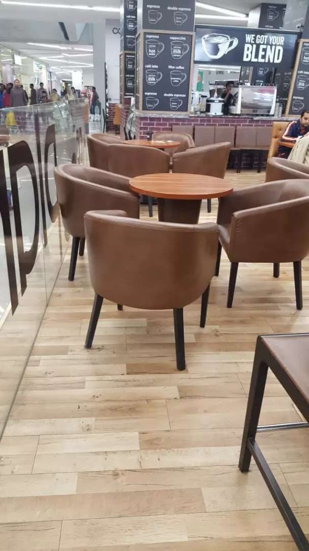 Best Sofa Chairs for Cafe Restaurant