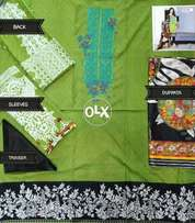 Replica linen lilan lawn khadar two piece from fsd wholesale and retai