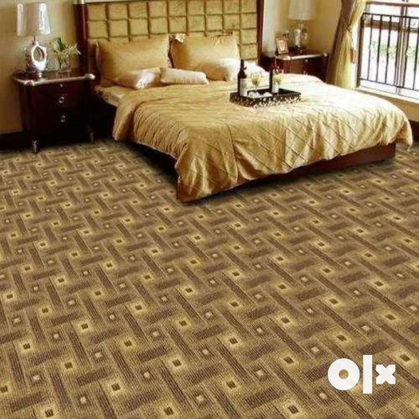Floor Plastic Carpet 20 Foot X 15foot