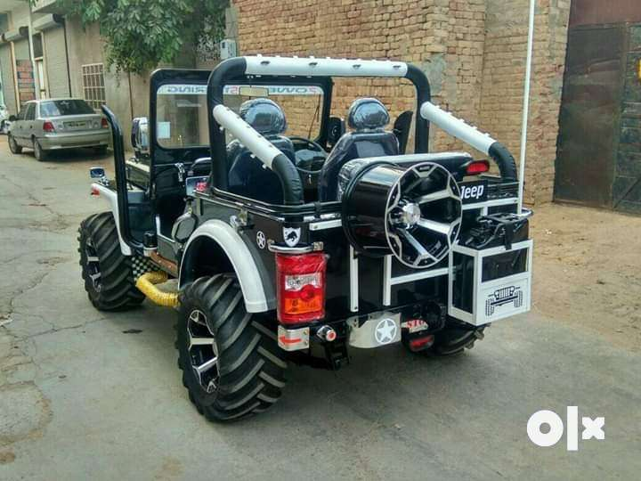 Low price mahindera open willys jeep - Commercial Vehicles