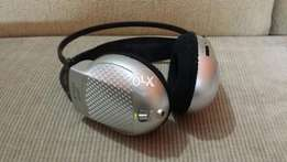 AKG K-105 wireless with router