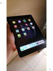 IPAD AIR 1 Bagus mulus warna hitam batangan #iphone