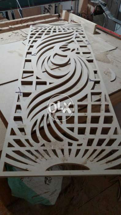 Jaffery Design For False Ceiling Or Wall Panel Cnc Cut Home