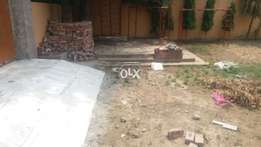 Kanal plot available for sale in Sui Gas-2 lahore.