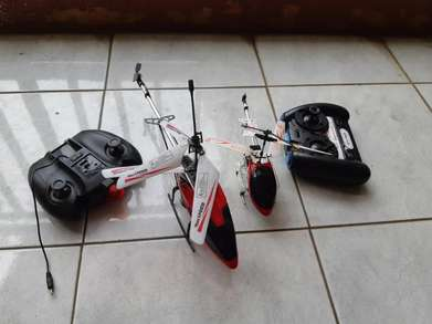 Mainan RC Helicopter