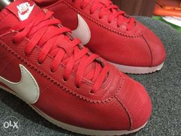 premium selection 3c69b 7292a Nike cortez red reptile size 7 wmn