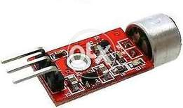 Mic and microphone amplifiers Highest gain sound module