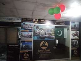LAND ZONE Offer Shop In Jalvi Market Main Jaranwala Road