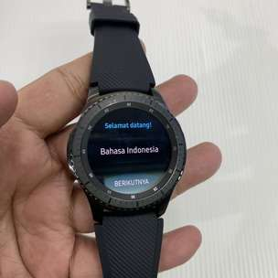 Samsung Gear S3 Frontier Super Mulus no minus unit Charger only