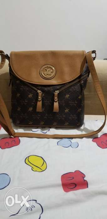 a612b4c5578 Beverly hills polo sling body bag in Angeles City, Pampanga   OLX.ph