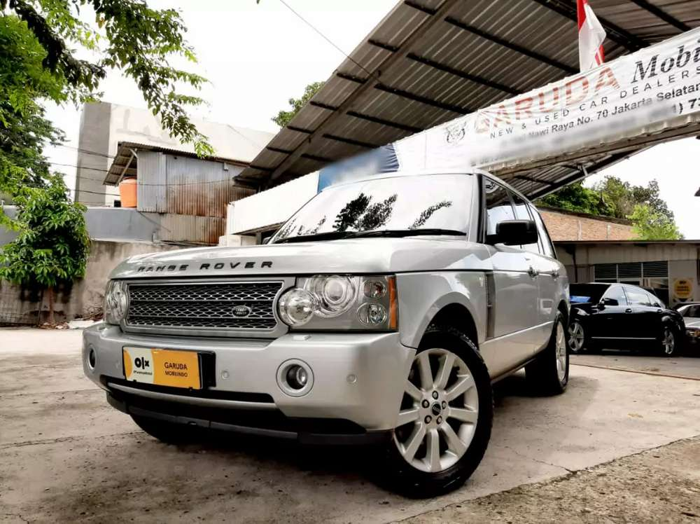 Jual Range Rover Vogue Mobil Bekas Land Rover Murah Cari Mobil Bekas Di Indonesia Olx Co Id
