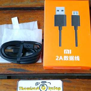 Kabel Cas charger data port Micro Xiaomi Cable Fast Charging 2A petir