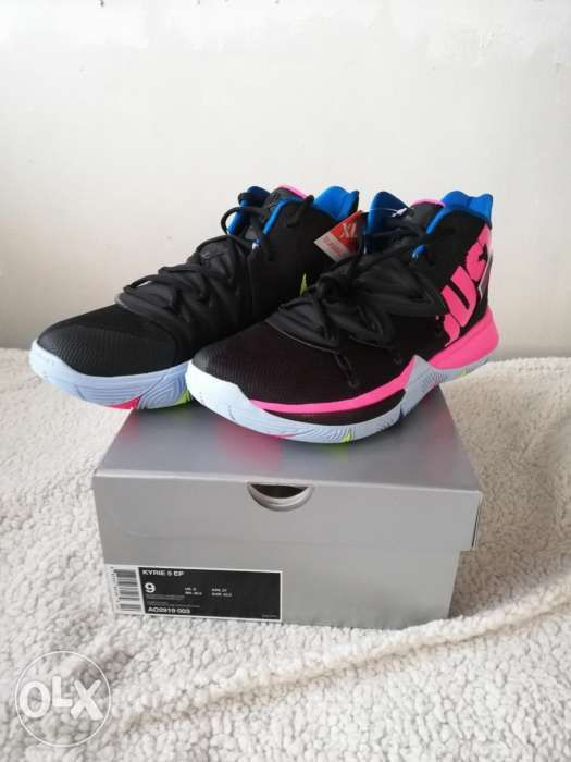 881c3d86b2f6 Nike Kyrie 5 EP Just Do It Size 9 in Imus