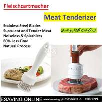 Professional & Natural Meat Tenderizer With 24 Spikes (3007)