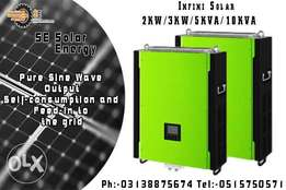 Infini 3KW Plus available In Stock In suitable Prices , Rawalpindi