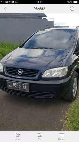 Chevrolet Zafira Jual Beli Mobil Bekas Murah Di Bandung Kota