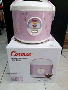 Freeongkir magicom 1,8liter magic com cosmos crj 3301 multifungsi