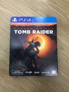 Bd Ps4 Shadow Tomb Raider (steelcase)