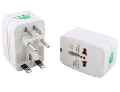 Steker travel adapter charger