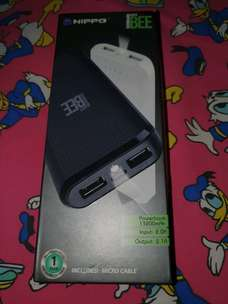 powerbank hippo bee 13200mah