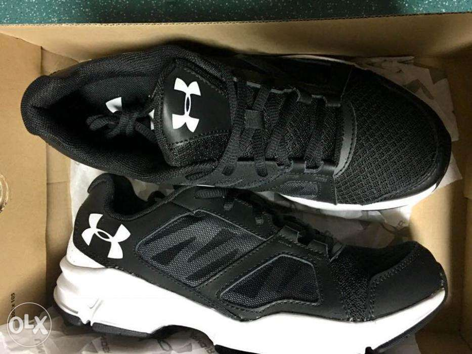 Men's Shoes Men's Under Armour Trainers Size 8