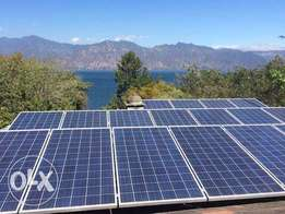 Complete Solar Energy System kit for Your 1 Ton Air conditioner