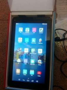 "Tablet Advan T2H 7"" WIFI  fulset bagus"