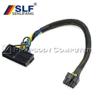 Kabel PSUATX 24Pin Female to 10Pin Male Converter For Lenovo Mainboard