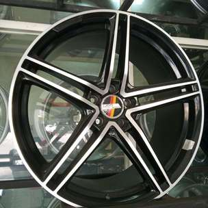 velg racing peterburg 20x85/95 5x112 bmf