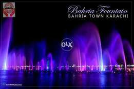 Bahria Town precicnt 6 plot,most lining place