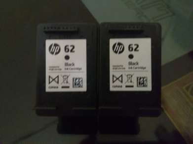 Catridge Tinta Printer Hp 62 Black
