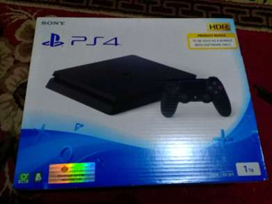 PS4 slim 1tb New Baru MURAH
